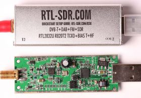 RTL-SDR Dongle V3