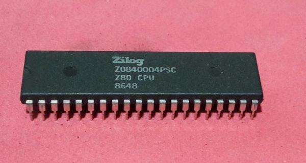 Zilog Z0840004PSC