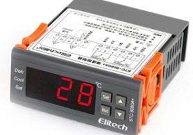 Pengendali Temperatur Untuk Pendingin Display Cooler