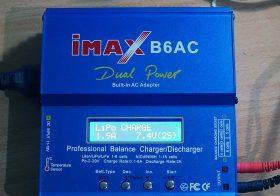 Charger Serbaguna IMAX B6AC