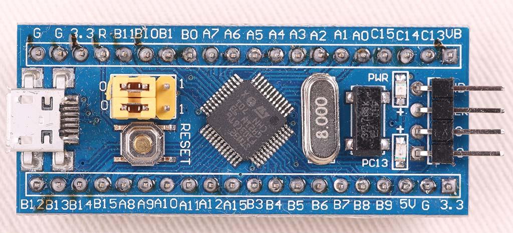 STM32F103C8T Blue Pill
