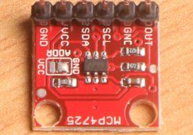 Digital to Analog Converter MCP4725