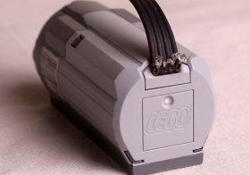 Perbaikan Power Functions Medium Motor dari Lego