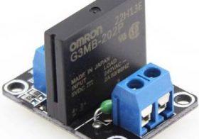 Sakelar Semikonduktor Untuk Mikrokontroler