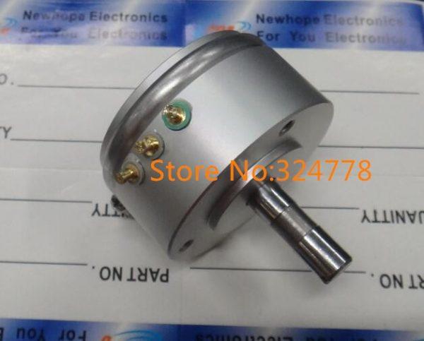 Potensiometer sebagai sensor sudut
