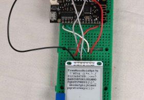 Display Untuk Mikroprosesor
