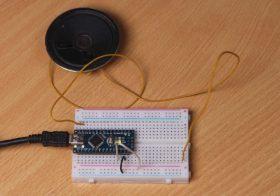 Suara Burung Dengan Arduino