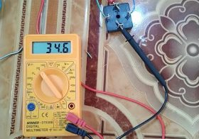 Analysis of Power Supply Circuit