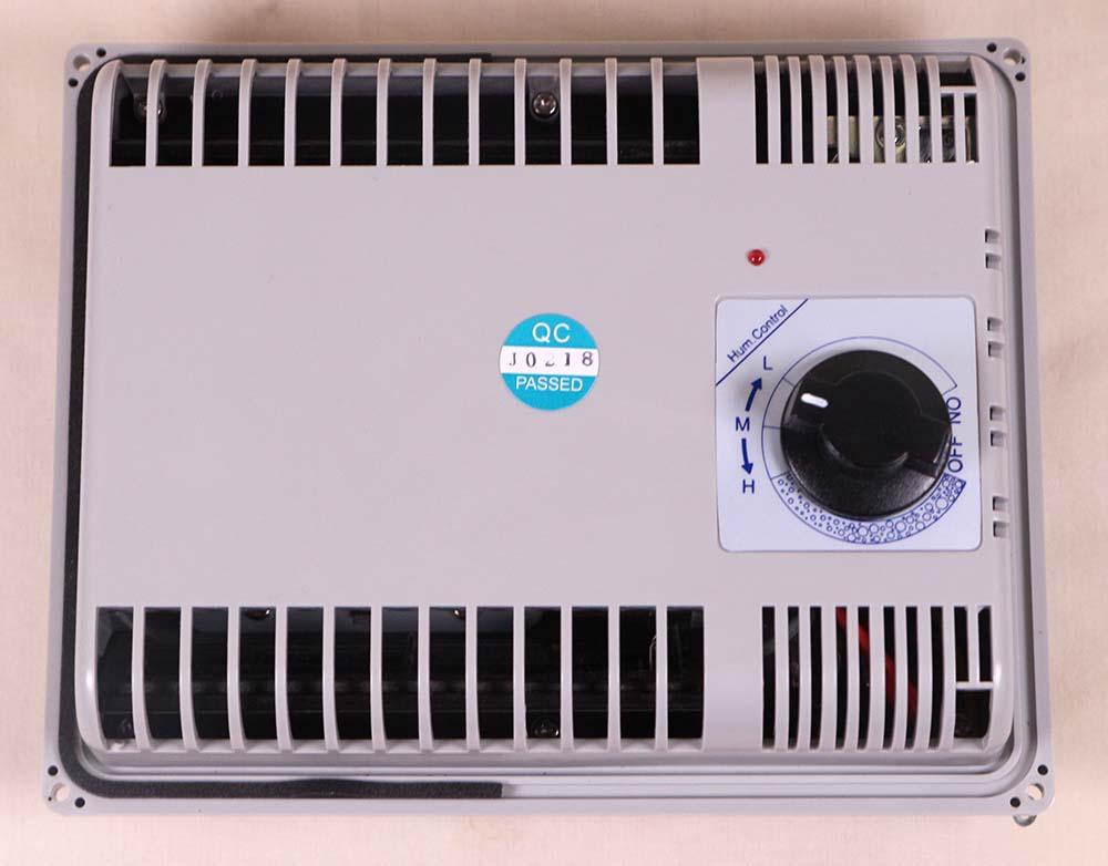 wonderful dry box dehumidifier  kotak bagian depan