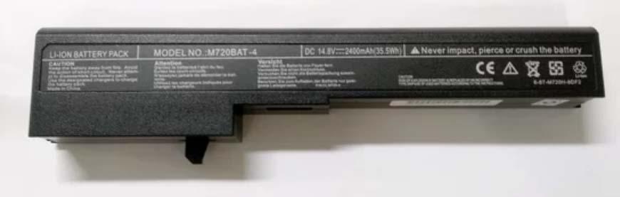 Perhitungan Kapasitas Baterai Laptop Axioo M720