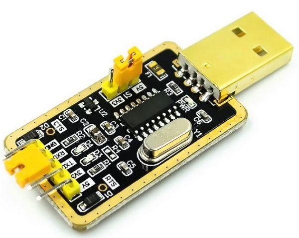 Modul USB to Serial TTL CH340