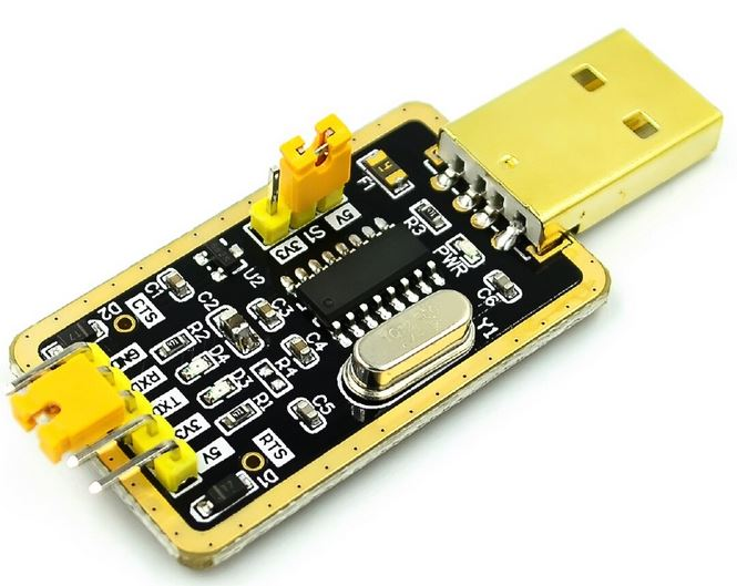 Modul USB to Serial TTL CH340