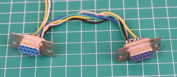 Kabel serial untuk Weintek MT6071iP