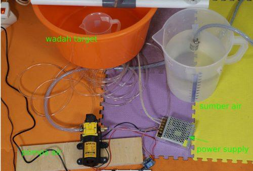 Sistem Pengisi Air