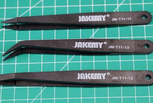 Pinset Jakemy JM-T11